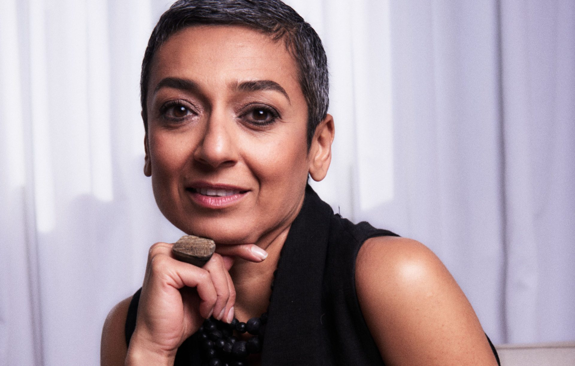 Zainab Salbi is an inspiration for all women