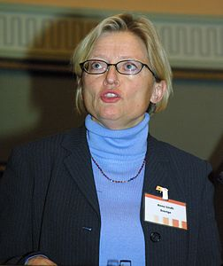 Best quotes by Anna Lindh