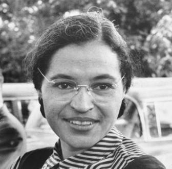 Best quotes by Rosa Parks
