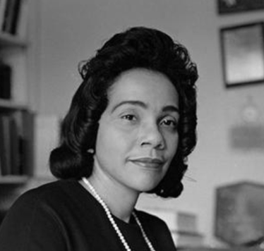 Best quotes by Coretta Scott King
